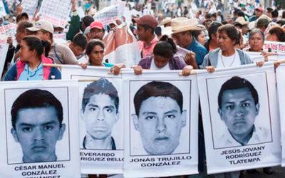 """""""Queremos ver resuelto el Caso Ayotzinapa"""" urge Alto Comisionado"""