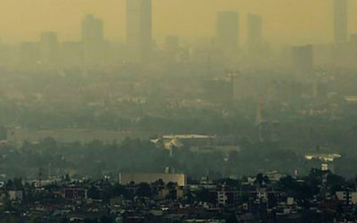 """OMS llama a """"descarbonizar'' México para reducir contaminación"""