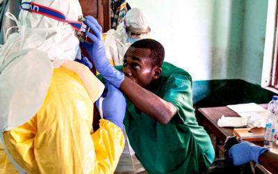 La OMS lejos de contener el brote del Ébola en Kivu Norte en RD Congo
