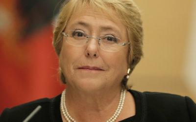 Piden a Bachelet informe de México en el Consejo de DDHH