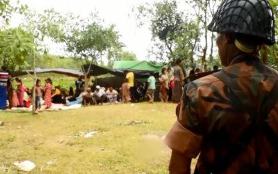 Acusa ONU al ejército de Myanmar de genocidio contra minoría Rohingya