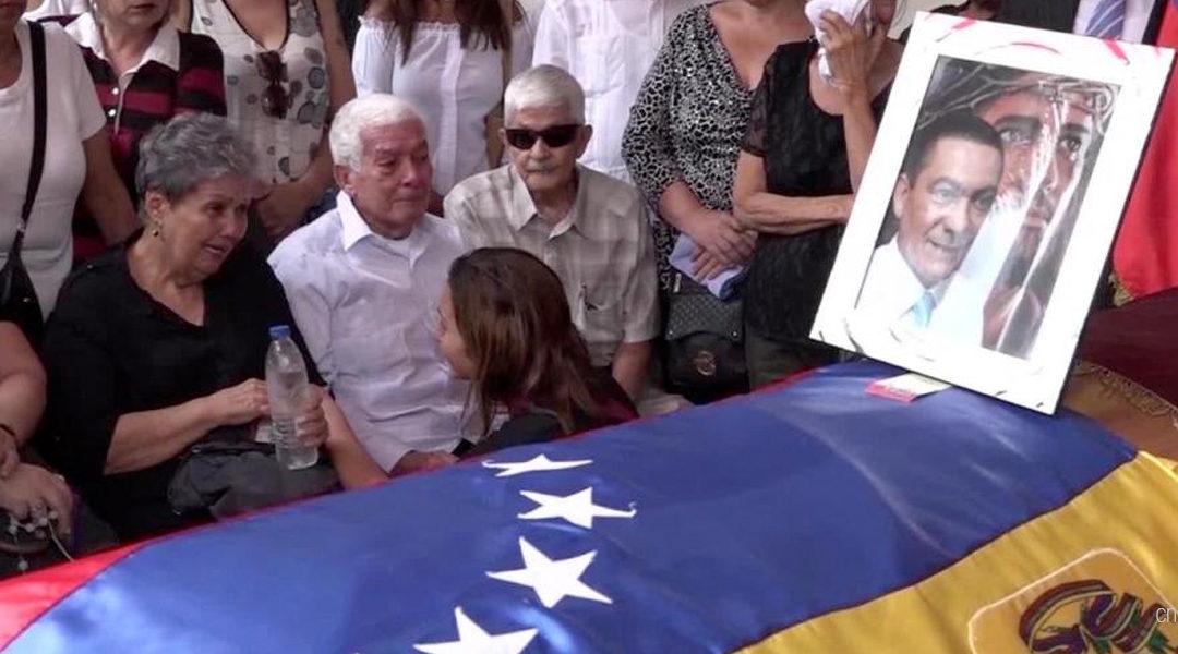 ONU pide investigación sobre la muerte de Fernando Albán