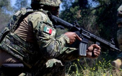 La ONU insta a México retiro gradual de fuerzas militares