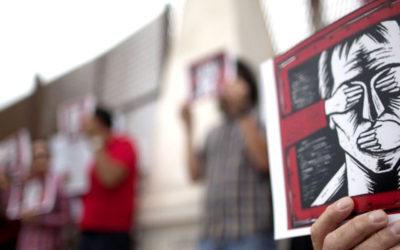 México y Afganistán, los países más letales para periodistas en 2018