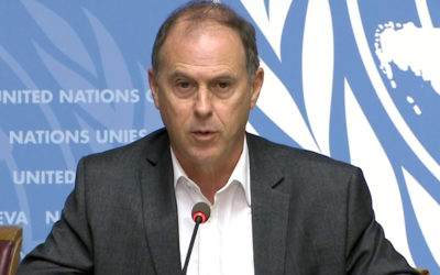 ONU exhorta a AMLO a ser precavido en comentarios contra la prensa