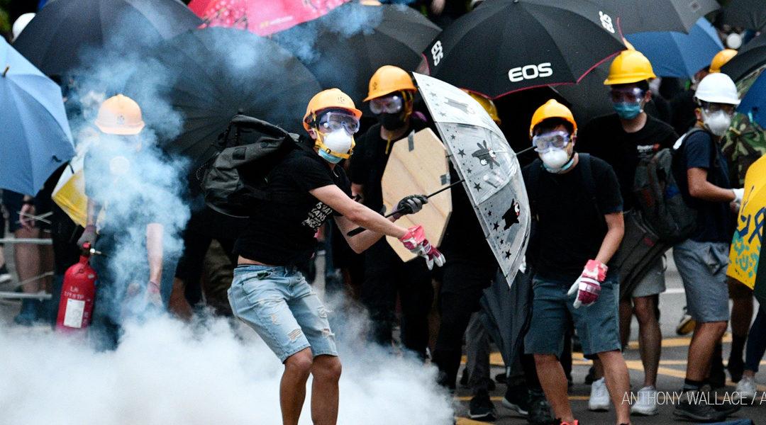 ONU urge a Hong Kong frenar uso de la fuerza en manifestaciones