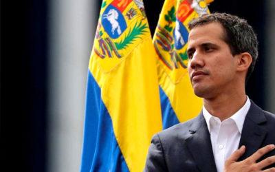 OEA reconoce a Juan Guaidó como presidente de AN