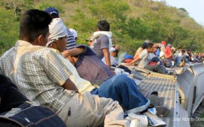 Rechaza ONU uso de la fuerza contra caravana de migrantes