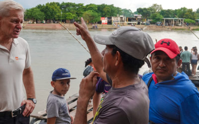 Crisis migratoria es una emergencia humanitaria : NRC