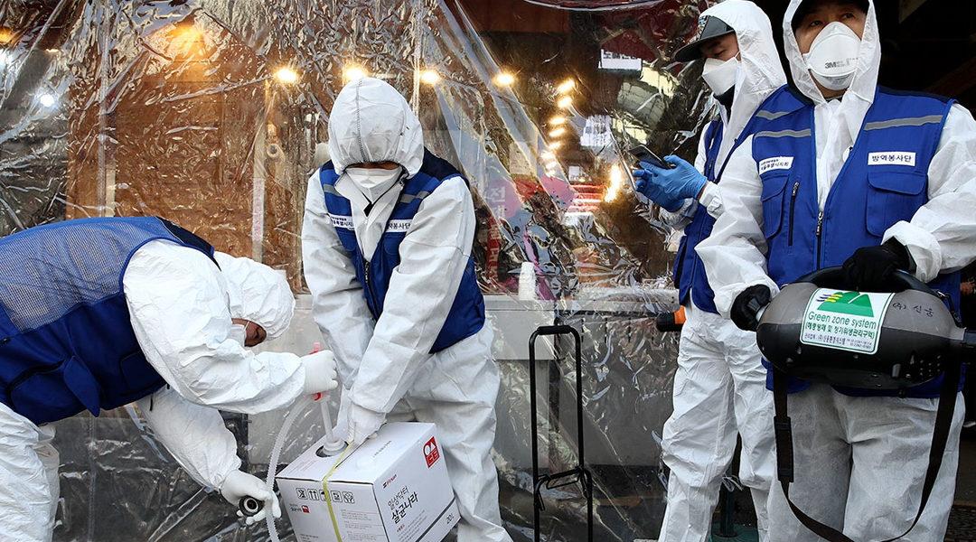 El mundo debe prepararse ante una potencial pandemia de coronavirus
