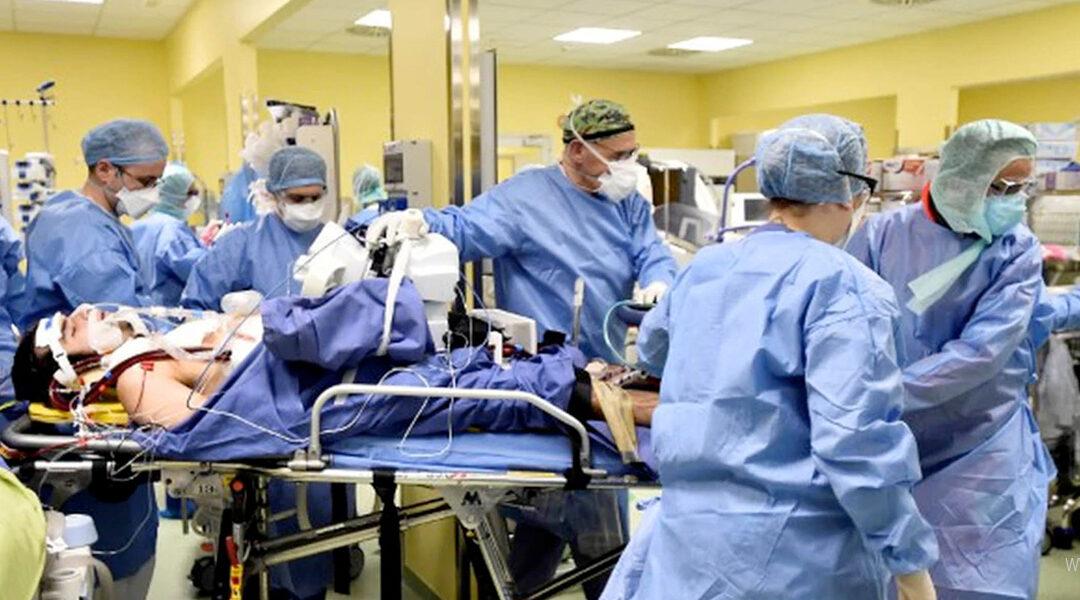 Naciones Hundidas: Curarse en Salud II