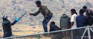 Inmigrantes en Europa - Foto: Fernando Garcia/AP
