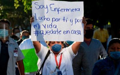 OMS pide a México frenar ataques a personal de salud