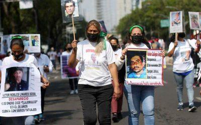 Piden a AMLO formalizar visita del Comité de la ONU contra Desaparición Forzada