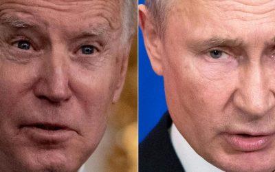 Naciones Hundidas: Biden vs. Putin